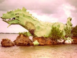 """dragon point, """"Annie""""; from Florida Today"""